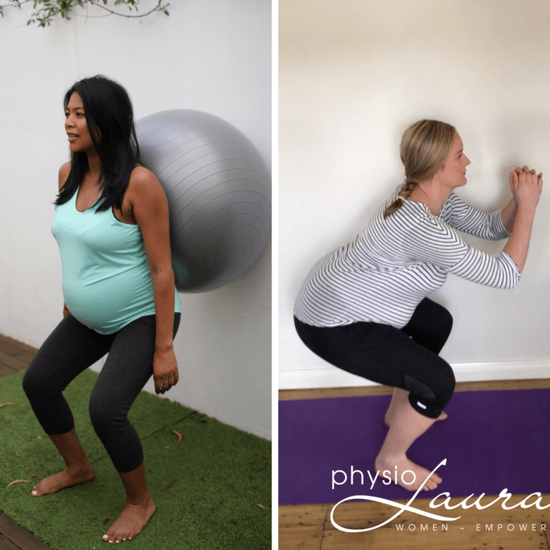 pregnancy postpartum exercise