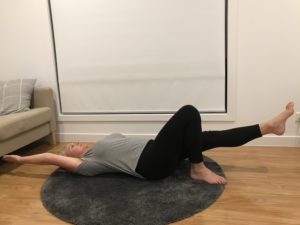 core exercise after birth